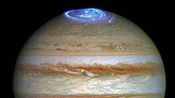 Dalla Terra a Saturno, lo spettacolo delle aurore nel Sistema