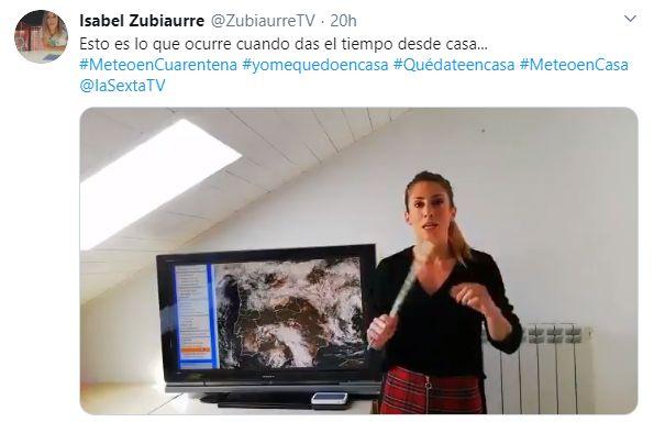 Isabel Zubiaurre en
