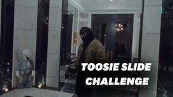 Le nouveau vidéoclip de Drake déclenche un défi sur