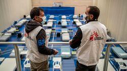 2020: el año en que MSF actuó por primera vez en España por una emergencia