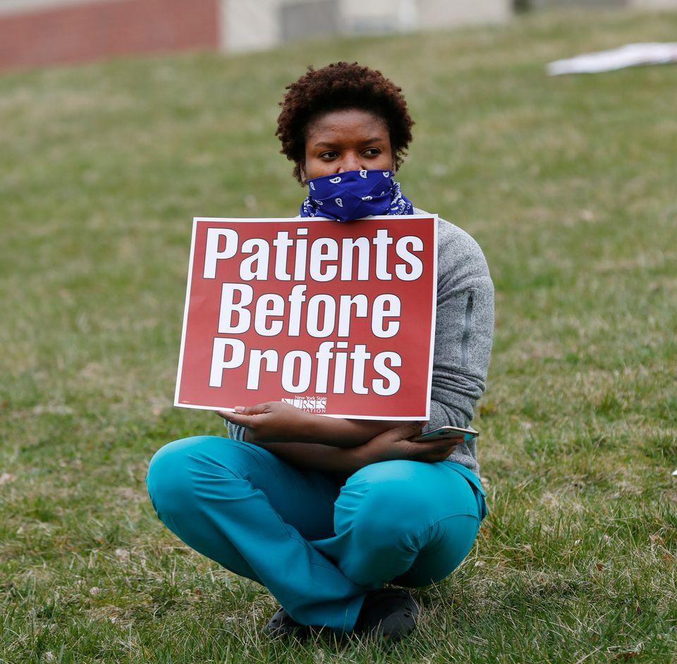 Φωτογραφία από τη διαμαρτυρία...