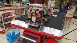 Alcampo añade este elemento en sus supermercados para facilitarte la compra: se ve en la