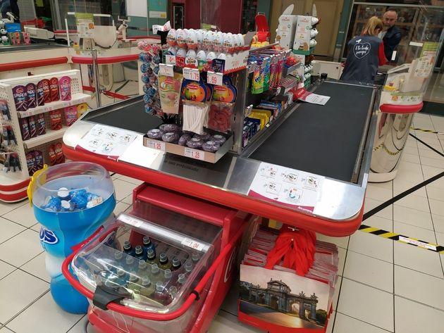Supermercado de Alcampo en