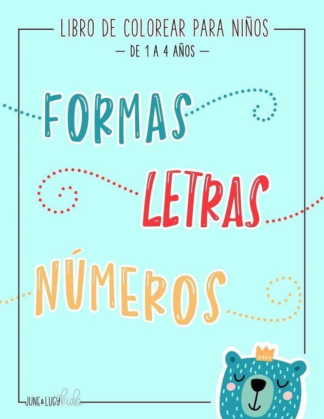 Formas, Letras,