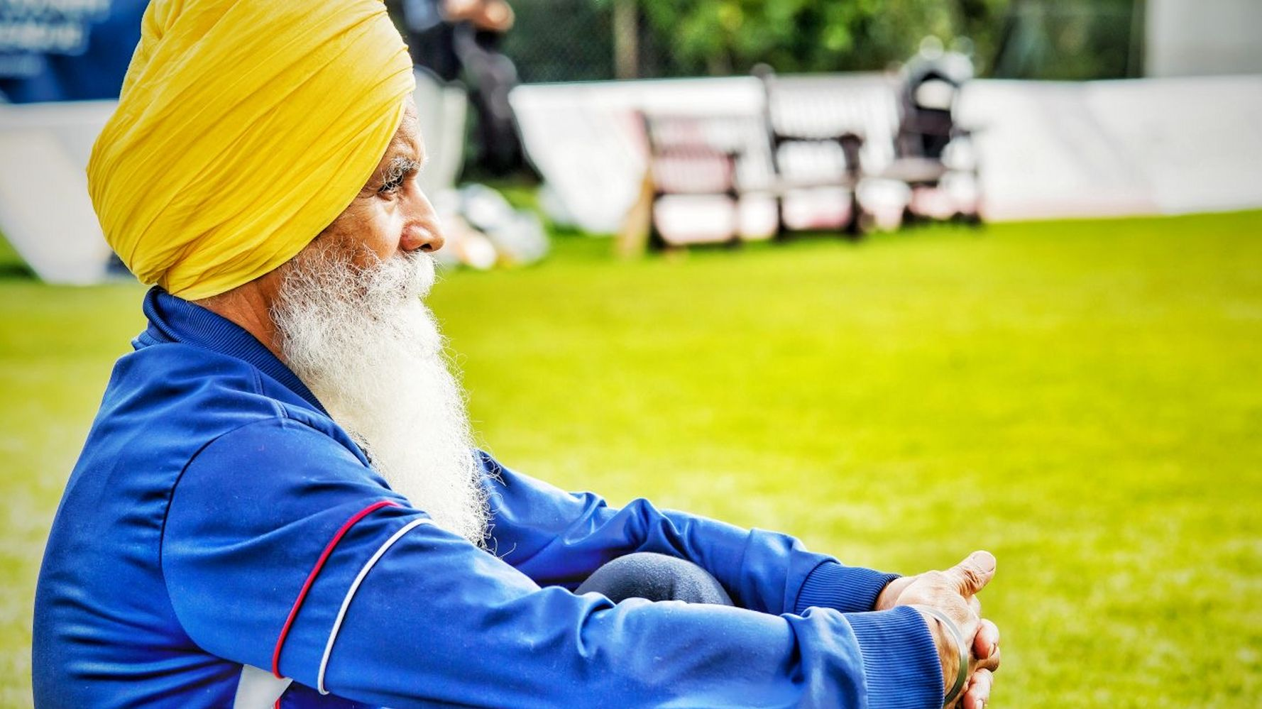 The Skipping Sikh' Is Urging People To Keep Exercising During ...