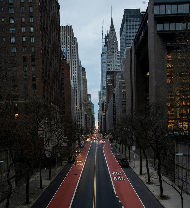 Δρόμοι της Νέας Υόρκης....