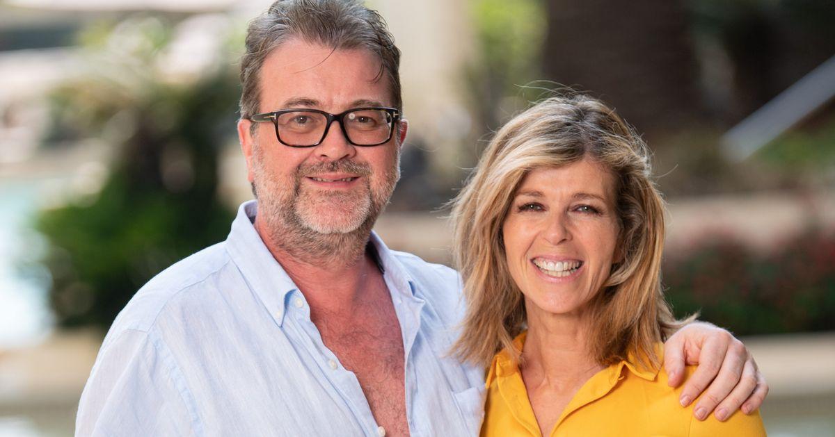 Kate Garraway Confirms Husband Derek Is In Intensive Care After Contracting Coronavirus