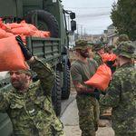Québec demande l'intervention de l'armée dans le nord de la