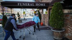 ΗΠΑ: Η φονικότερη μέρα για τη Νέα Υόρκη με 562 νεκρούς σε μια