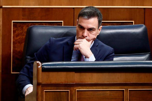 Sánchez comunicará mañana si pide al Congreso prorrogar el estado de