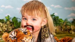 Tiny Joe Exotic Is Mom's Adorable 'Tiger King'