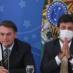 Aprovação do Ministério da Saúde dispara e é maior que o dobro de Bolsonaro ante