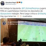 Una diputada del PP mete la pata: acusa a un miembro de Más Madrid de tener una