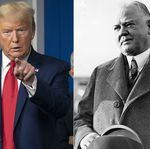 How Donald Trump's Coronavirus Response Compares To Herbert Hoover's Great Depression