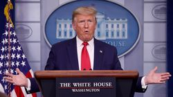 トランプ大統領、マスク推奨を発表「つけるのはいいこと」⇒「私は着けるつもりない」