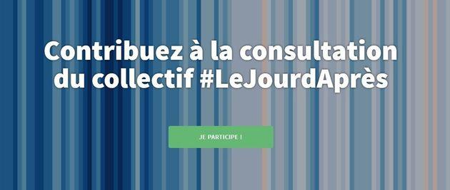 Sur lejourdapres.parlement-ouvert.fr, des parlementaires invitent à penser