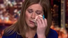 Erin Burnett Κλαίει η Καρδιά-Στρέψει Συνέντευξη Με Coronavirus Σύζυγος του Θύματος