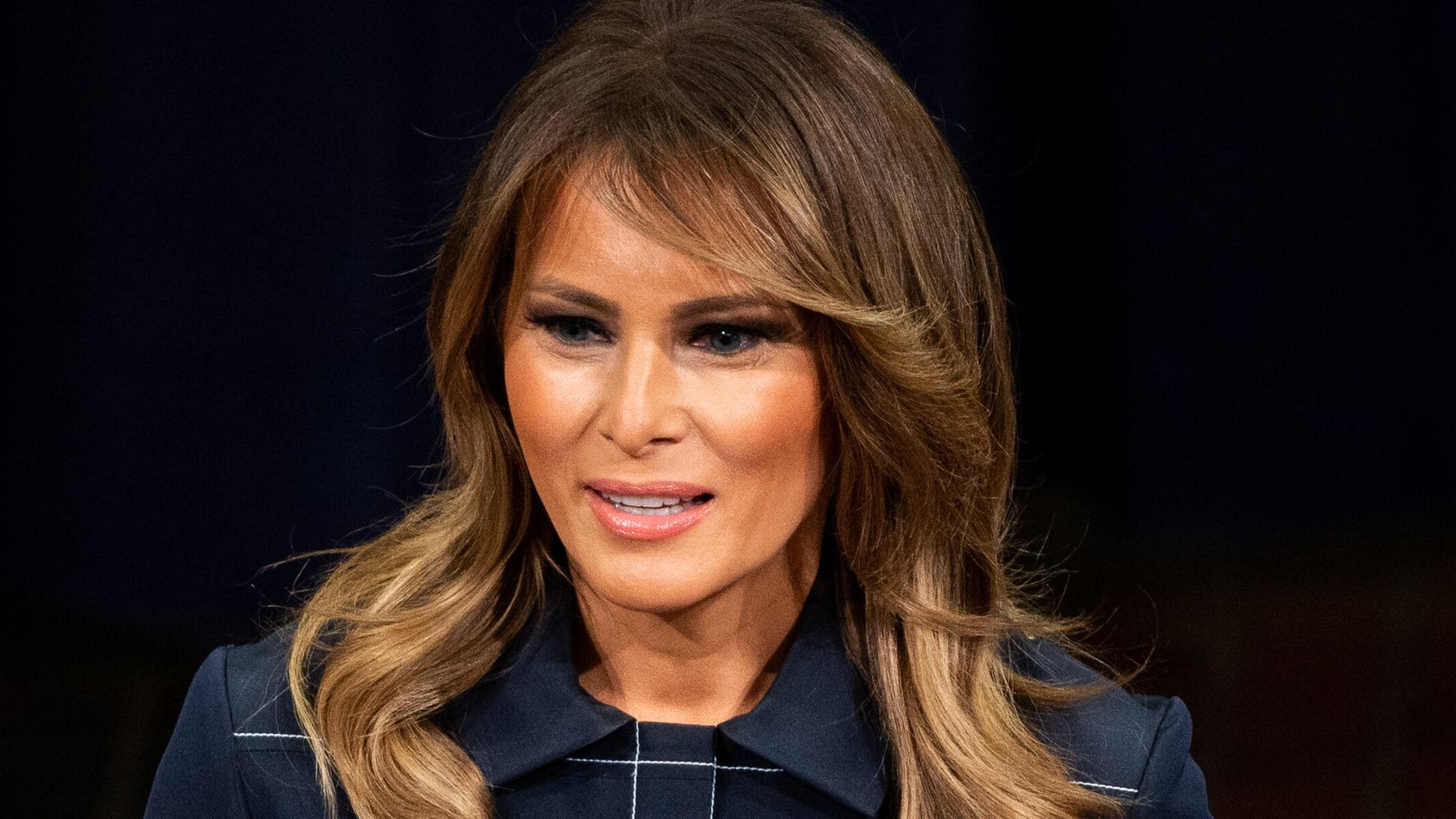 Melania Trump Issues Pandemic Safety Advice That POTUS Says He'll Likely Ignore