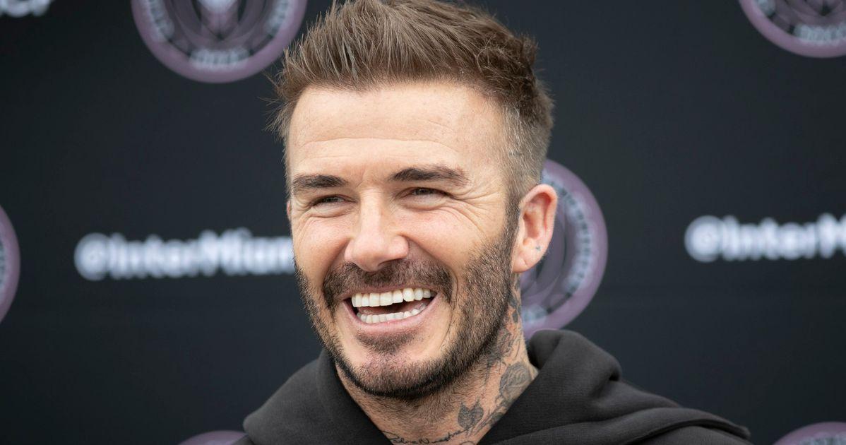David Beckham Jumps On Head-Shaving Bandwagon While In Lockdown