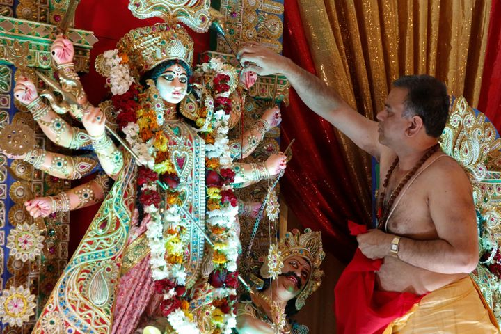 Chaitra Navaratri is a nine-night festival that celebrates the divine feminine. It is especially popular with Hindu Americans