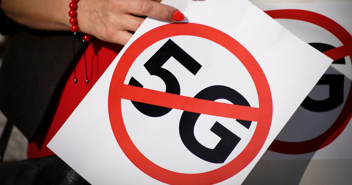 5G Coronavirus Conspiracy Theories Condemned After Two Mobile Phone Mast Fires