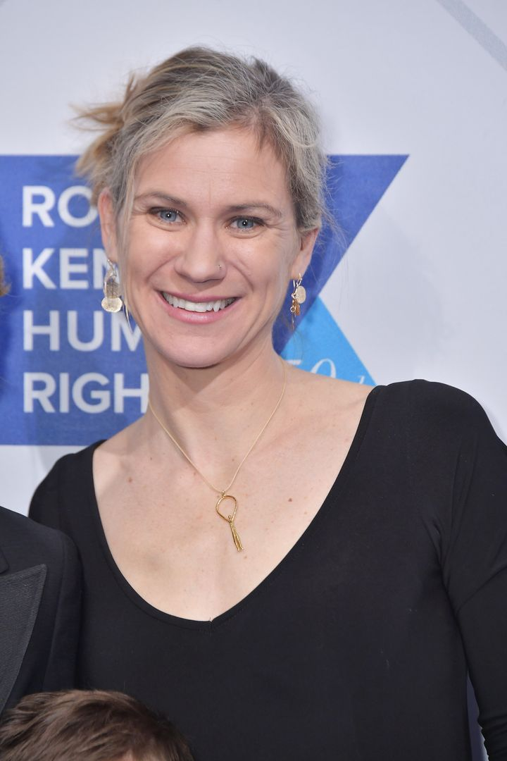 Maeve McKean at the 2019 Robert F. Kennedy Human Rights Ripple Of Hope Awards in December.