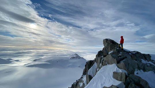 Χριστίνα Φλαμπούρη: Η πρώτη Ελληνίδα που κατέκτησε τις 7 ψηλότερες κορυφές του