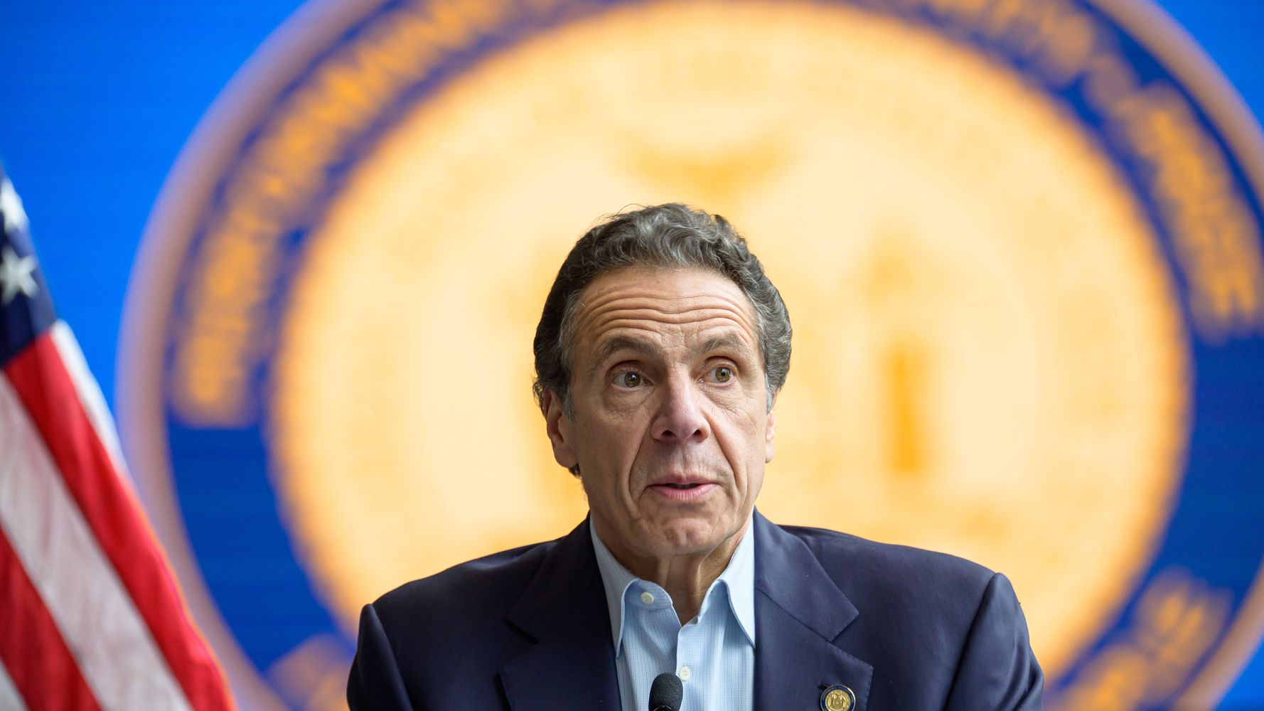 Andrew Cuomo: China Sending 1,000 Ventilators To New York