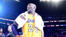 Kobe Bryant Werden Aufgenommen In Die Basketball Hall Of Fame
