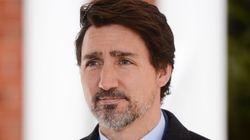 Trudeau Will Press Trump On U.S. Decision To Ban Mask