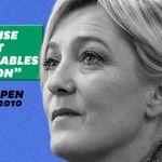 Quand Marine Le Pen pensait que la France avait acheté