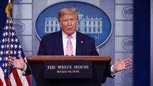 'Itu Mengerikan Apa Yang Dia Lakukan': Trump Robekan Kapten Angkatan Laut Yang Terdengar Alarm Pada Sakit Pelaut