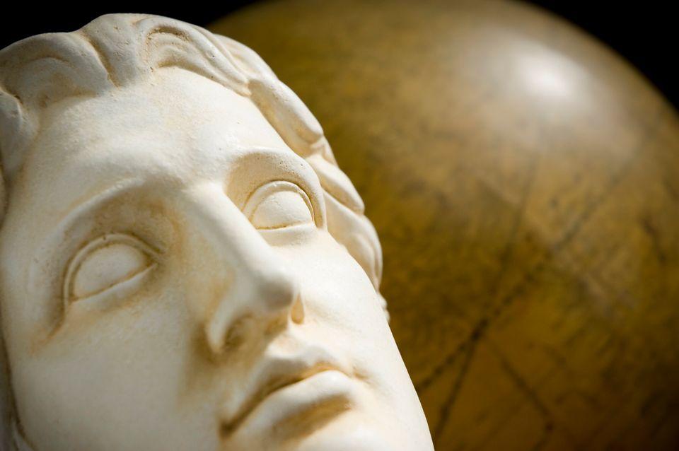 Η Πολιτιστική Κληρονομιά του Μ. Αλεξάνδρου στη Γεωγραφική