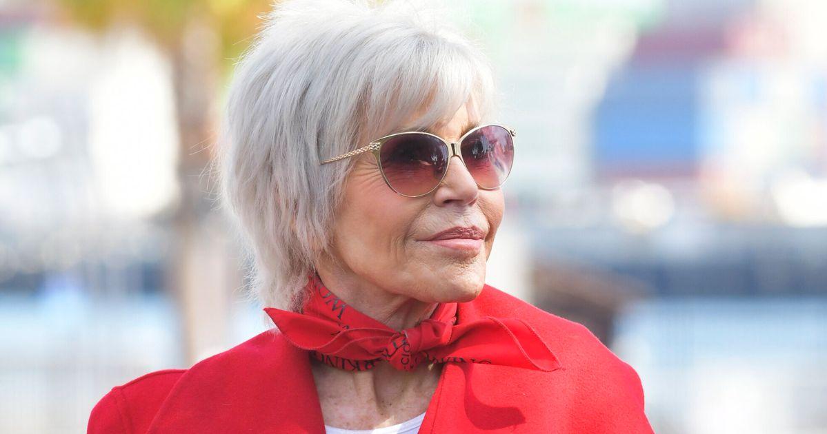 Jane Fonda Recreates 1980s Workout Video On TikTok To Urge Climate Action