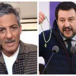 Fiorello replica a Salvini su chiese aperte a Pasqua:
