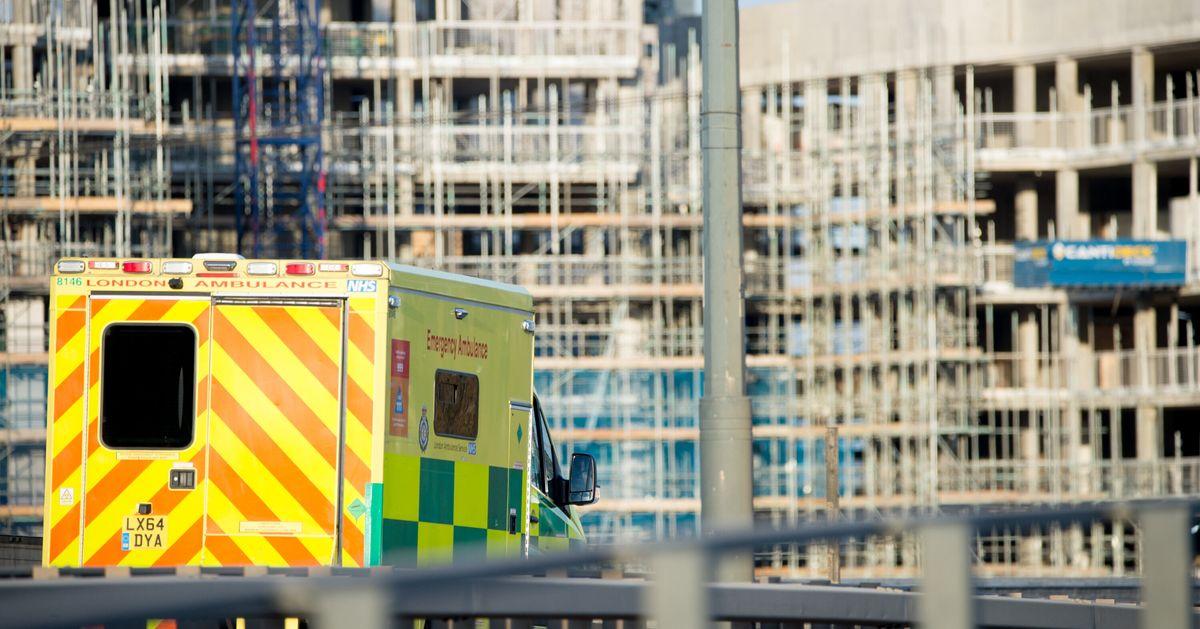 574 People In England, Wales, And Northern Ireland Die Of Coronavirus In 24 Hours