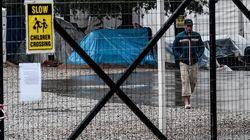 Σε καραντίνα 14 ημερών και το hot spot Μαλακάσας μετά τον εντοπισμό