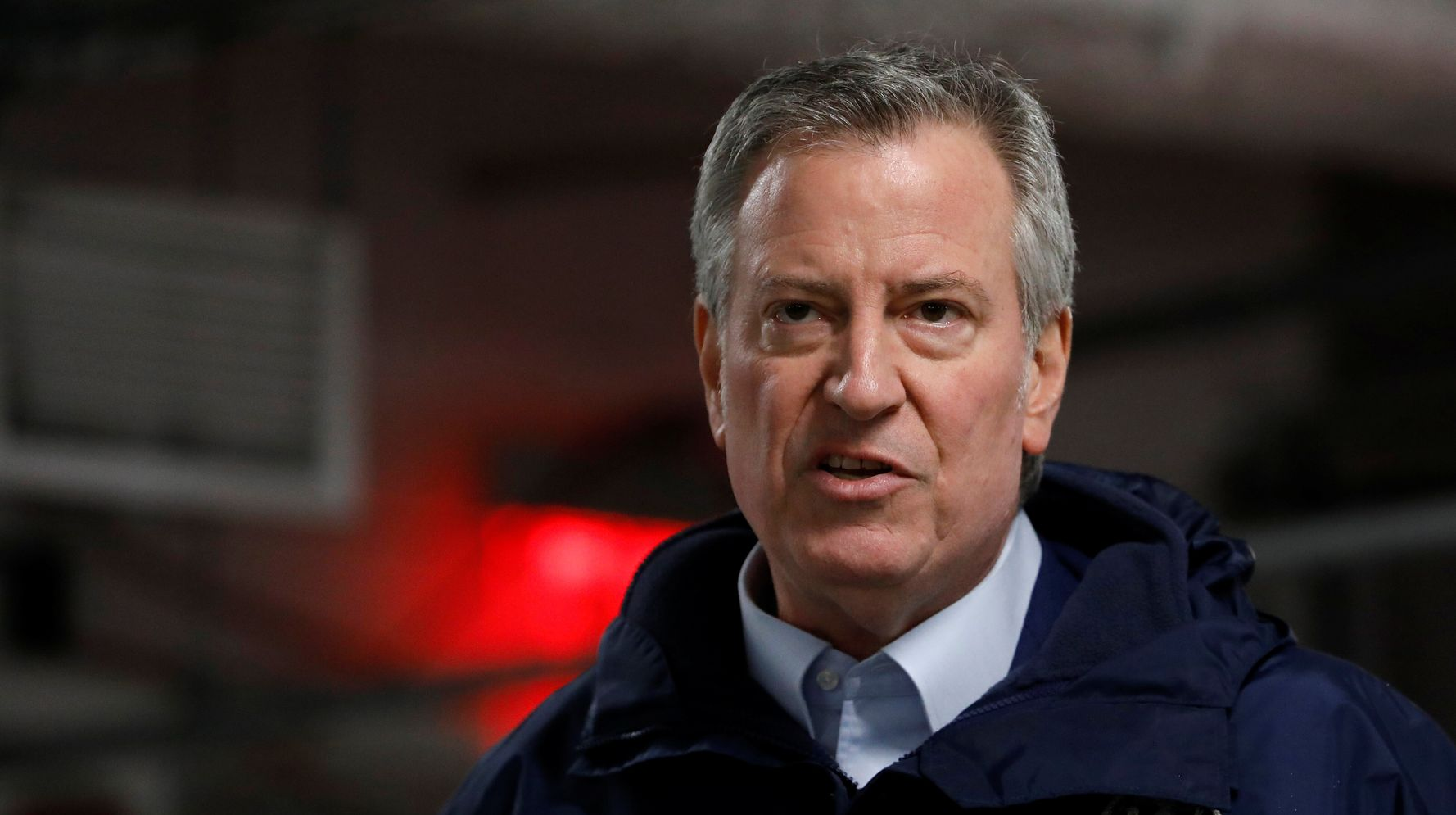 Bill De Blasio Claims Proof Coronavirus Spreads Without Symptoms Only Came Recently