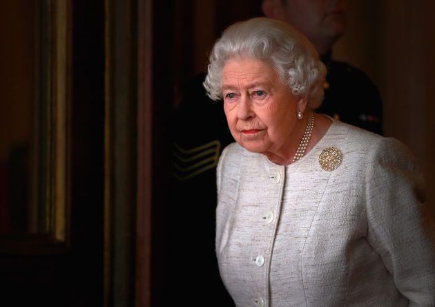 Queen Elizabeth in November