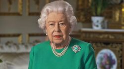 'Better Days Will Return,' Queen Elizabeth Says In Rare Public