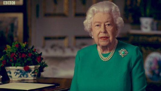 Coronavirus: Elisabeth II remercie les soignants et les Britanniques qui restent chez eux