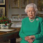 Discorso della regina in tv sul Covid-19: