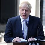 British PM Boris Johnson Admitted To Hospital Due To