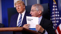 Trump Still Pushing Malaria Drug As Fauci Says No 'Strong' Evidence It Treats