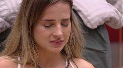 'Engoli muita coisa', disse a eliminada Gabi em noite de um novo Paredão com Babu, Marcela e