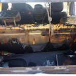 Εμπρηστική επίθεση σε αυτοκίνητα εταιρειών courier στο κέντρο της