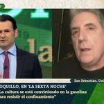 La aclaración de Loquillo sobre la polémica que tuvo con el dirigente de Vox Ortega