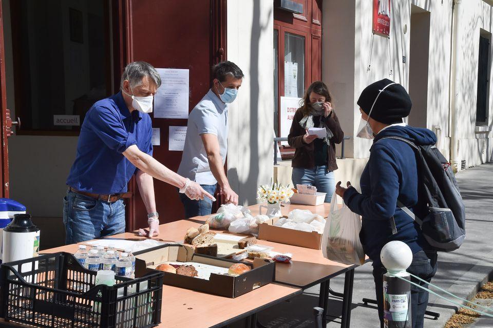 Δωρεάν γεύματα σε όσους έχουν ανάγκη, από εθελοντές της οργάνωσης