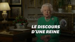 La reine Elizabeth II remercie soignants et Britanniques confinés pendant la
