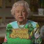 La robe verte d'Elizabeth II valait le